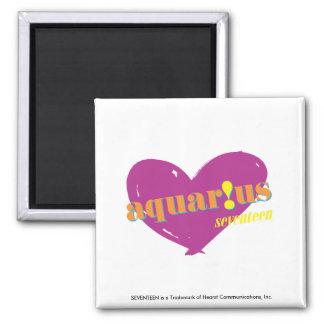 Aquarius 2 2 inch square magnet