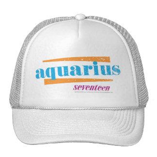 Aquarius Aqua Mesh Hat