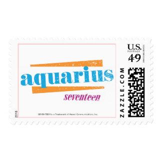Aquarius Aqua Postage