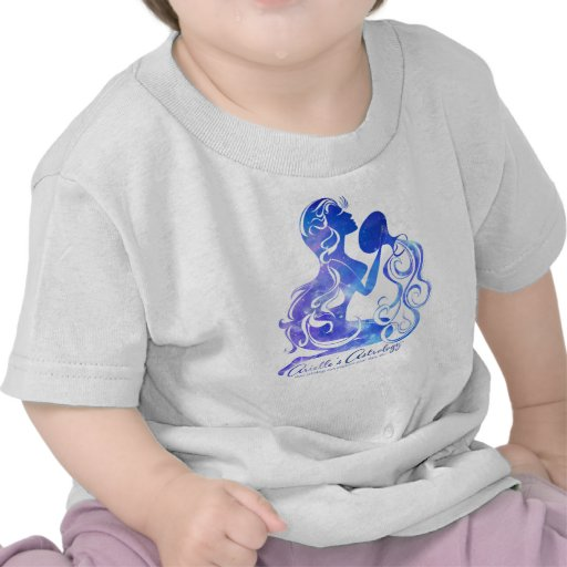 Aquarius Astrology Baby Clothes Tee Shirts