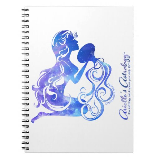 Aquarius Astrology Notebook