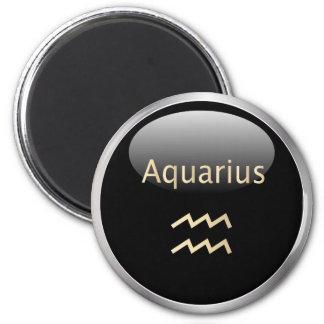 Aquarius astrology star sign zodiac magnet