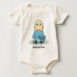 Aquarius Baby Bodysuit