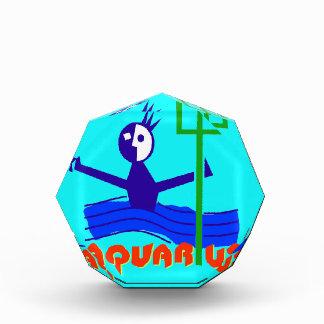 Aquarius Badge Award