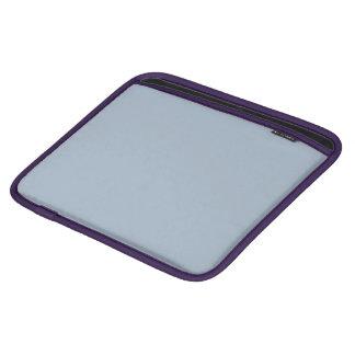 Aquarius Blue color iPad Sleeves