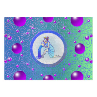 Aquarius Business Card