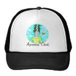 Aquarius Chick Mesh Hats