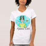 Aquarius Chick T-shirt