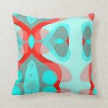 Aquarius Collection Throw Pillows