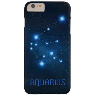 Aquarius Constellation Zodiac Barely There iPhone 6 Plus Case
