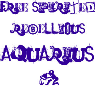 Aquarius Dog Gifts on Zazzle