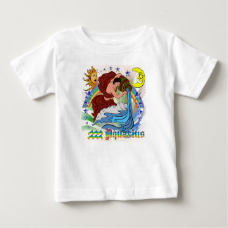 Aquarius-Front Baby All Styles Shirt
