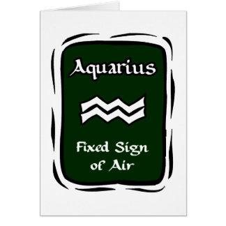 Aquarius Green Graphic Card