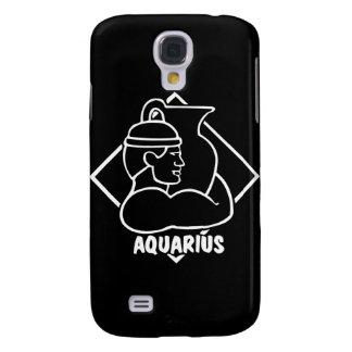 Aquarius Horoscope | Zodiac Sign Galaxy S4 Cover