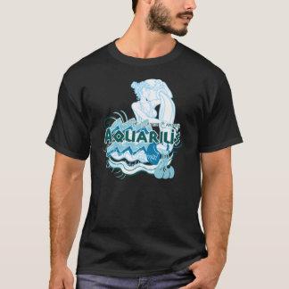 aquarius horoscope zodiac sign t shirt