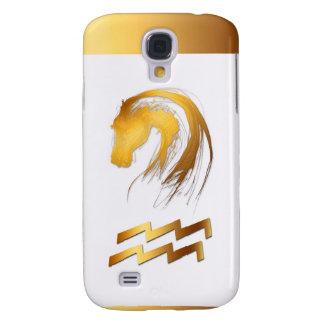Aquarius Horse Western Chinese Astrology Samsung Samsung S4 Case