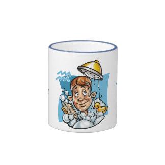 "Aquarius, I am:Profund& Original!, My Motto:, ""... Coffee Mug"