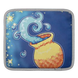 Aquarius iPad Sleeves