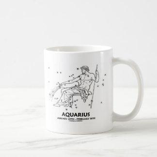 Aquarius (January 20th - February 18th) Coffee Mug
