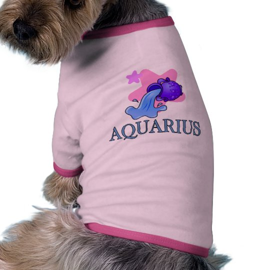 Aquarius Jug Of Water Tee