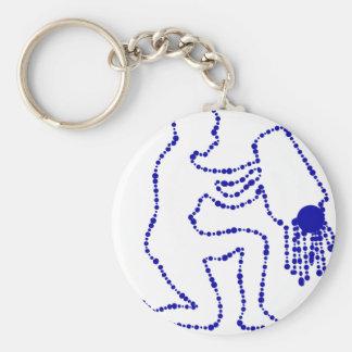 Aquarius Key Chains