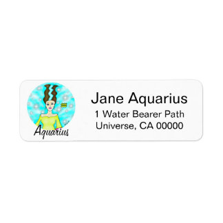 Aquarius Label