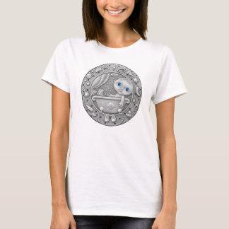 Aquarius Ladies Basic T-Shirt