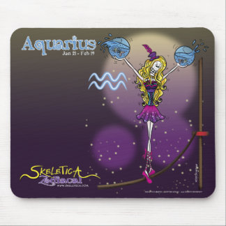 Aquarius -  mousepad_horizontal mouse pad