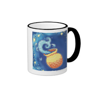Aquarius Ringer Coffee Mug