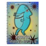 Aquarius Note Book