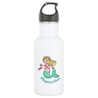 Aquarius 18oz Water Bottle
