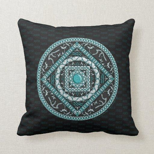 Aquarius Pillow