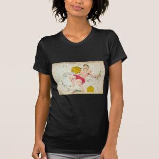 Aquarius, Piscis Australis & Ballon Aerostatique T-Shirt
