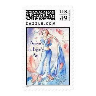 Aquarius Postage