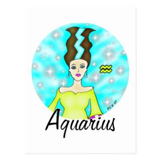 Aquarius Postcard