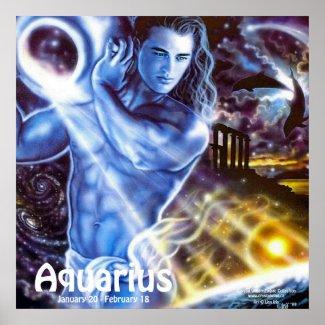 Aquarius Posters