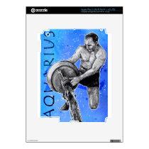Aquarius Skin For iPad 3
