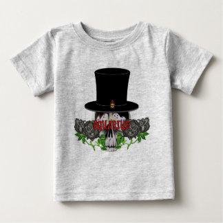 Aquarius Skull Baby T-Shirt