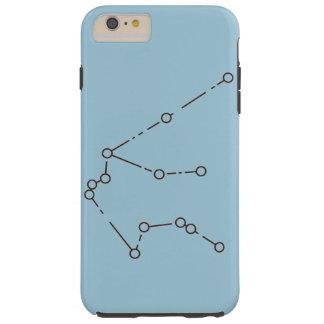 Aquarius Star Sign Tough iPhone 6 Plus Case