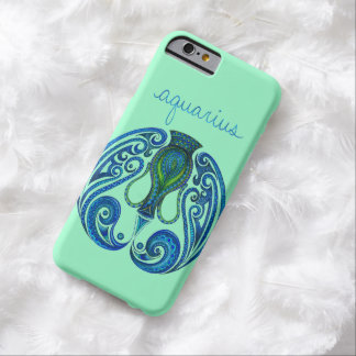Aquarius Symbol Barely There iPhone 6 Case