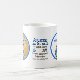 Aquarius - The Water Bearer Coffee Mug