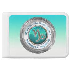 Aquarius - The Water Bearer Zodiac Sign Power Bank
