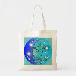 Aquarius Tote Bag Budget Tote Bag