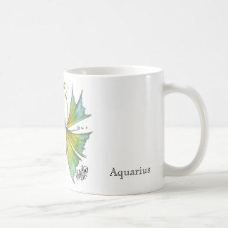 Aquarius Wings Mug