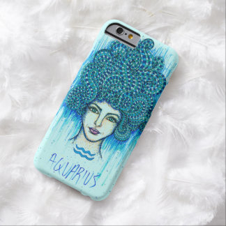 Aquarius Woman Barely There iPhone 6 Case