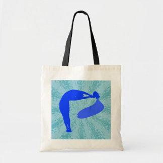 Aquarius - Yoga Tote Bags