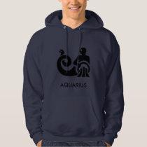 Aquarius Zodiac Hoodie