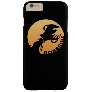 Aquarius Zodiac Sign Barely There iPhone 6 Plus Case