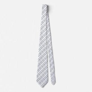 Aquarius Zodiac Symbol Element Neck Tie