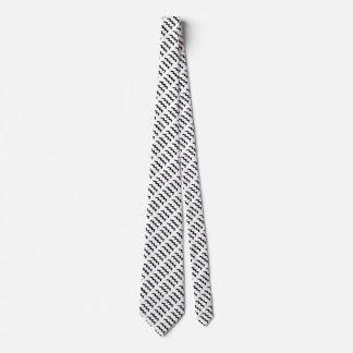 Aquarius Zodiac Symbol Standard Tie
